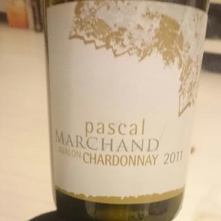 Pascal Marchand Avalon Chardonnay(パスカル・マルシャン アヴァロン シャルドネ)