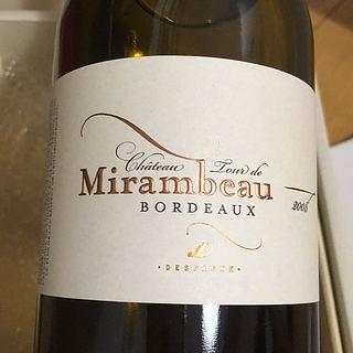 Ch. Tour de Mirambeau Cuvée Passion Blanc