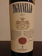 アンティノリ ティニャネロ(2017)