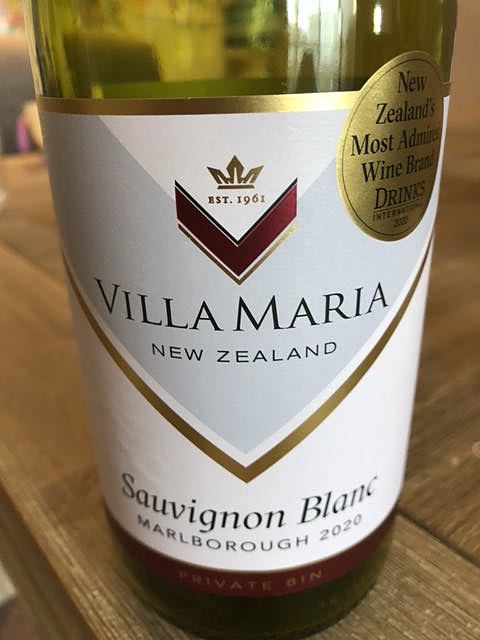 Villa Maria Private Bin Marlborough Sauvignon Blanc(ヴィラ・マリア プライベート・ビン マールボロ ソーヴィニヨン・ブラン)