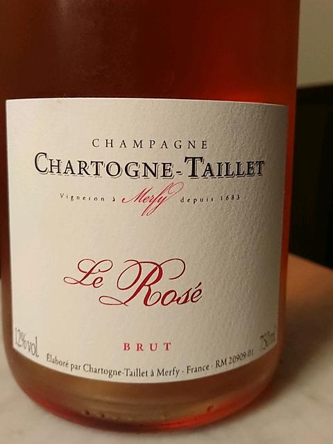Chartogne Taillet Le Rosé(シャルトーニュ・タイエ ロゼ)