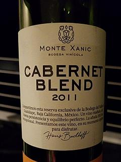Monte Xanic Cabernet Blend(モンテ・ザニック カベルネ ブレンド)