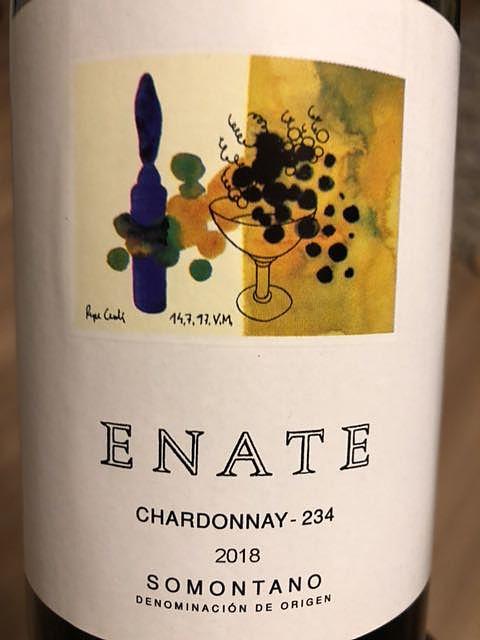 Enate Chardonnay(エナーテ シャルドネ)