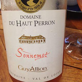 Guy Allion Dom. du Haut Perron Sonnemot