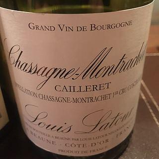 Louis Latour Chassagne Montrachet 1er Cru Cailleret