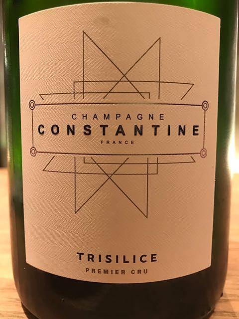 Champagne Constantine Trisilice(シャンパーニュ・コンスタンティン トリシリス)