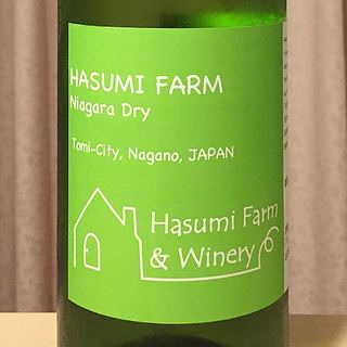 Hasumi Farm Niagara Dry