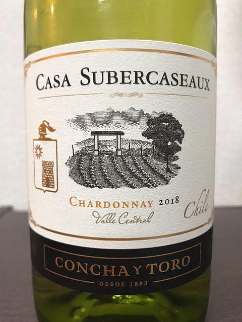 Casa Subercaseaux Chardonnay