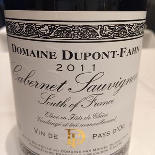 Dom. Dupont Fahn Caberent Sauvignon