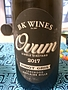 BK Wines Ovum Pinot Gris(2017)