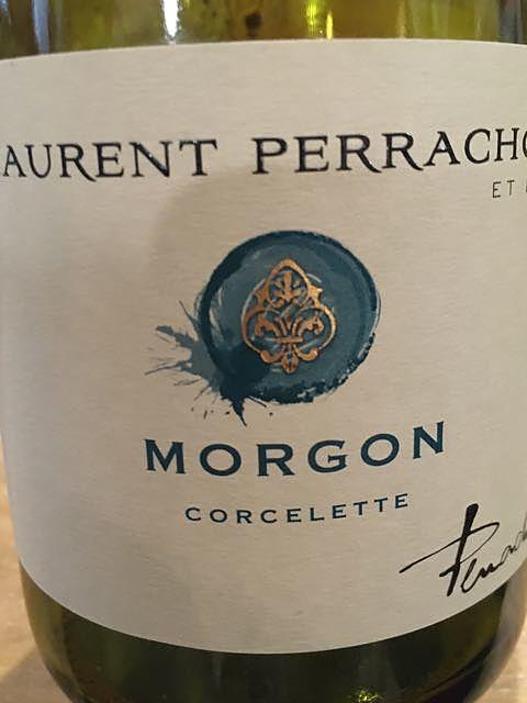 Laurent Perrachon Morgon Corcelette