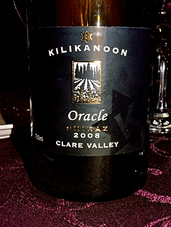 Kilikanoon Oracle Shiraz Clare Valley