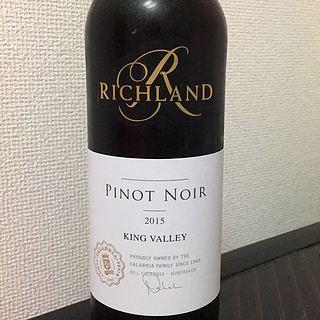 Richland Pinot Noir(リッチランド ピノ・ノワール)
