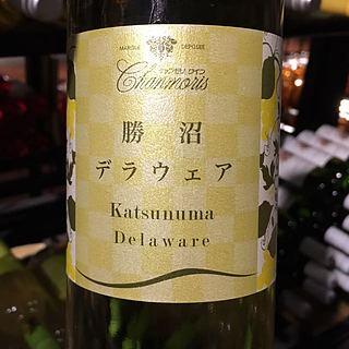 シャンモリワイン 勝沼デラウェア