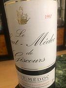 ル・オー・メドック・ド・ジスクール(1997)