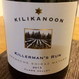 Kilikanoon Killerman's Run Grenache Shiraz Mataro