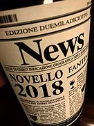 ファンティーニ ノヴェッロ ニュース(2018)