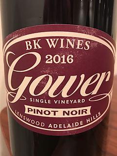 BK Wines Gower Pinot Noir