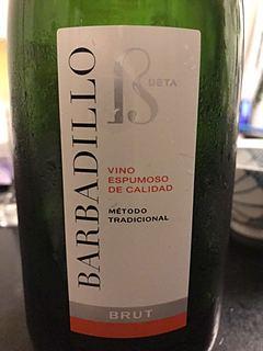Barbadillo Beta Brut(バルバディージョ ベータ ブリュット)
