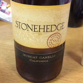 Stonehedge Muscat Canelli
