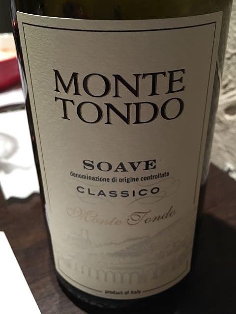 Monte Tondo Soave Classico