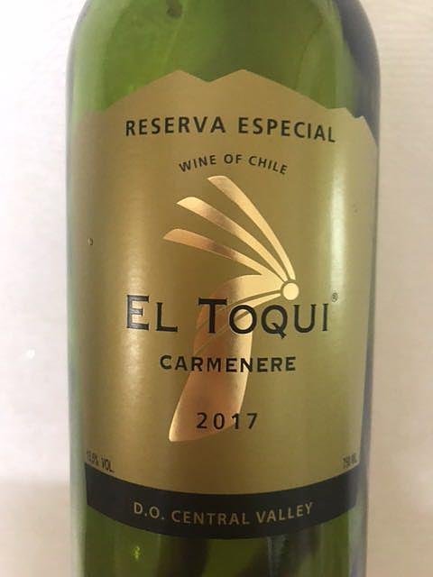 El Toqui Reserva Especial Carmenere