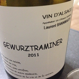 Laurent Bannwarth Gewürztraminer