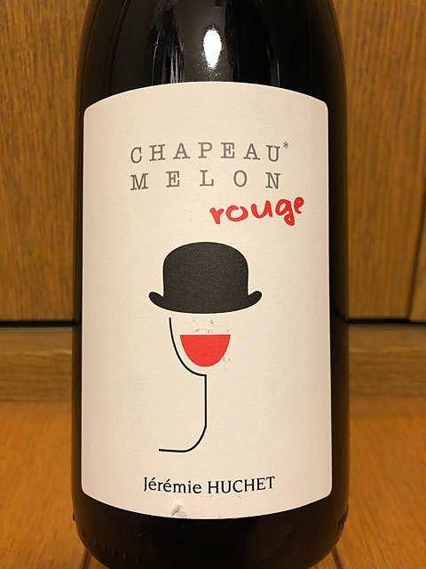 Jérémie Huchet Chapeau Melon Rouge
