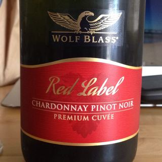 Wolf Blass Red Label Sparkling Chardonnay Pinot Noir