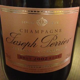 Joseph Perrier Brut Vintage Rosé