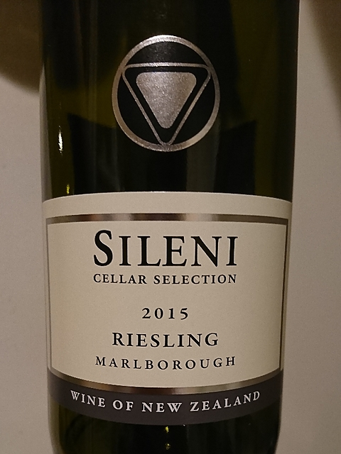 Sileni Cellar Selection Riesling Marlborough(シレーニ セラー・セレクション リースリング マールボロ)