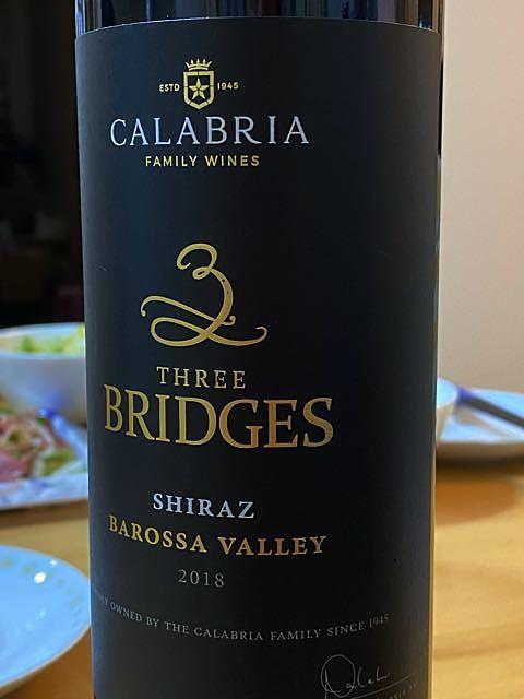 Calabria (Westend) 3 Three Bridges Shiraz