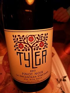 Tyler Pinot Noir La Encantada Vineyard