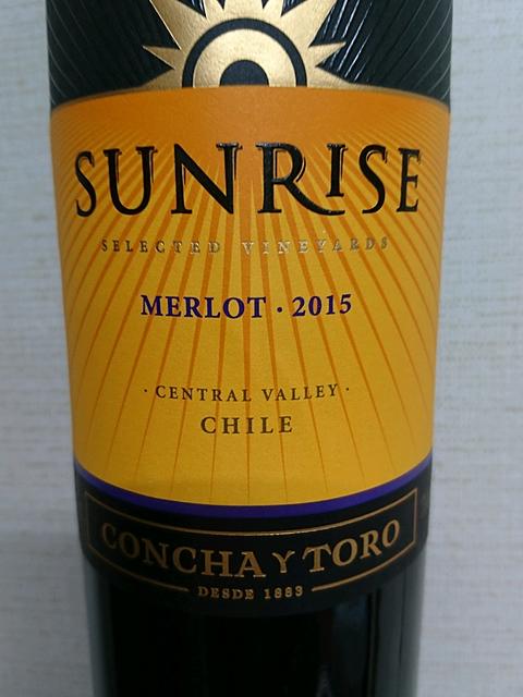 Sunrise Merlot