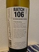 ワインメーカーズ・ノート・バイ・アンドリュー・ピース バッチ・106(2017)