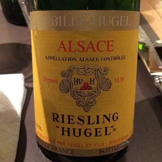 Hugel Riesling Jubilee Hugel
