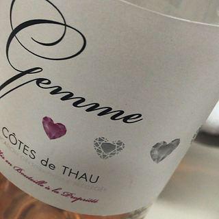 Gemme Côtes de Thau Rosé