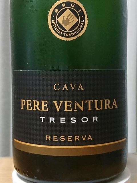 Pere Ventura Tresor Reserva Brut(ペレ・ベントゥーラ トレソール レゼルヴァ ブリュット)