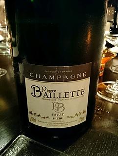 Pierre Baillette 1er Cru Brut(ピエール・バイレット プルミエ・クリュ ブリュット)