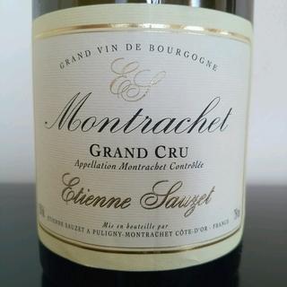Etienne Sauzet Montrachet Grand Cru