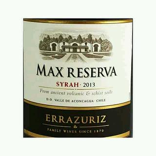 Errazuriz Max Reserva Syrah
