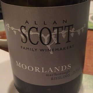 Allan Scott Moorland Riesling