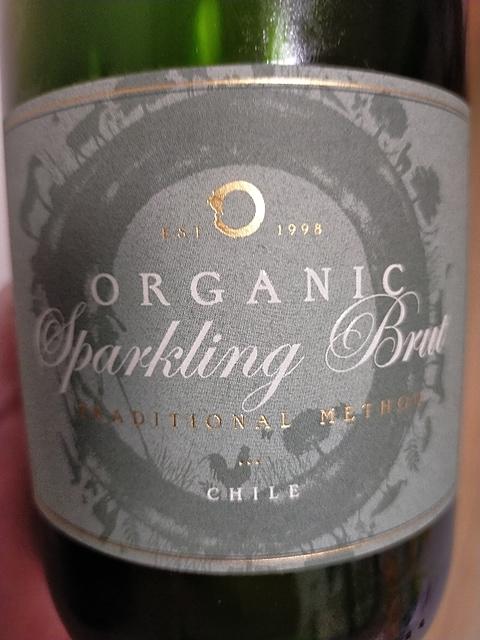 O Reserva Organic Sparkling Brut (Emiliana)