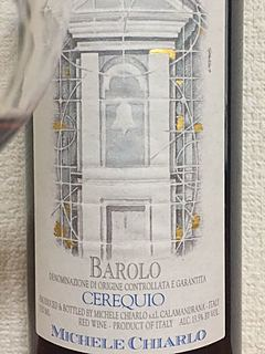 Michele Chiarlo Barolo Cerequio
