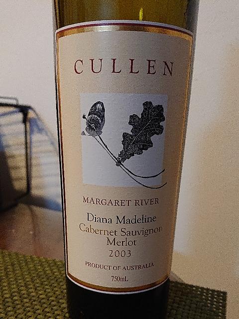 Cullen Diana Madeline 2003(カレン ダイアナ・マデリーン)
