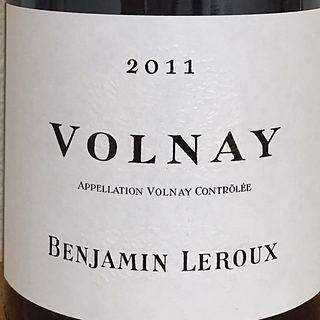 Benjamin Leroux Volnay(バンジャマン・ルルー ヴォルネー)