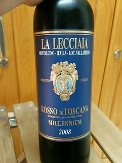 La Lecciaia Rosso di Toscana Millennium(ラ・レッチャイア ロッソ・ディ・トスカーナ ミレニウム)