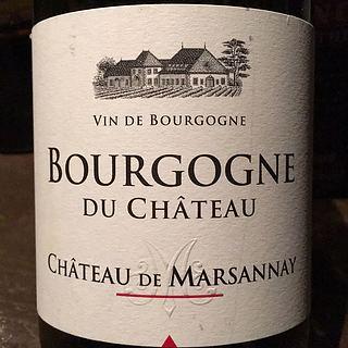Ch. de Marsannay Bourgogne du Château(シャトー・ド・マルサネ ブルゴーニュ・デュ・シャトー)