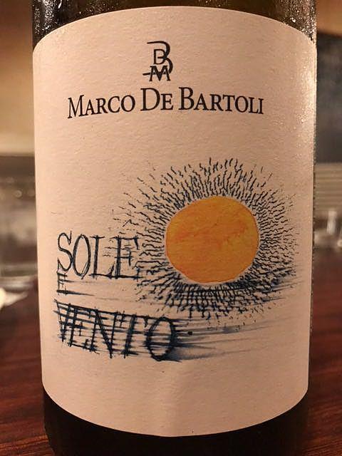 Marco de Bartoli Sole e Vento