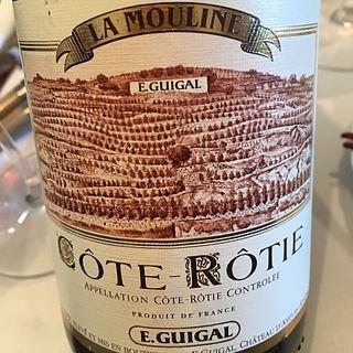 E.Guigal Côte Rôtie La Mouline